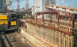 Алчевский коксохимический завод признали банкротом и начали ликвидационную процедуру