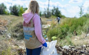 В Беловодске утилизируют мусор современными методами. ФОТО