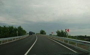 Отремонтировали дорогу от Северодонецка до КПВВ на линии разграничения