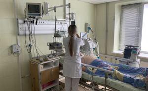 В Донецке госпитальные базы по лечению COVID-19  заполнены практически на 100%