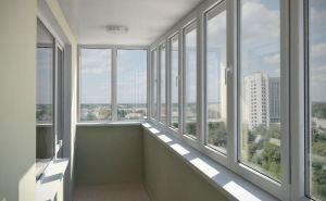Балкон— маленький оазис в черте мегаполиса