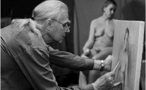 Ушел из жизни Мастер, известный луганский художник Александр Коденко