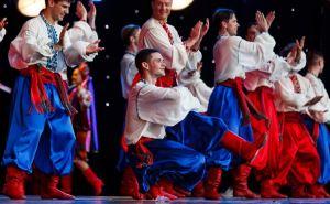 Луганчанин, танцующий в ансамбле имени Вирского, получил звание Заслуженный артист Украины. ФОТО