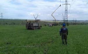 В Луганске начнут строительство новой ЛЭП «Чайкино-Коммунарская» в конце этого года