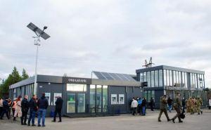 В конце октября КПВВ «Станица Луганская» начнет работать по-новому