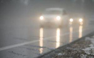 Сильный туман ожидается днем 13октября