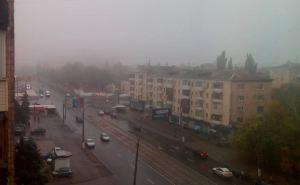 На Луганщине сильные туманы: ночью и утром. Объявили штормовое предупреждение