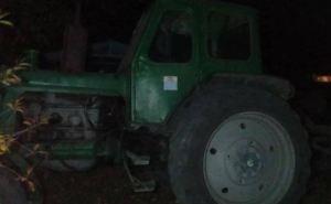 Трактор сбил пенсионерку в центре города
