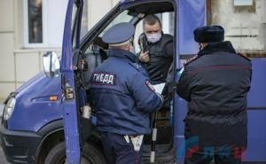 В Луганске около 100 водителей маршруток заразились COVID-19