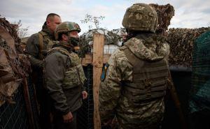 Зеленский призвал готовиться к любому развитию событий на Донбассе