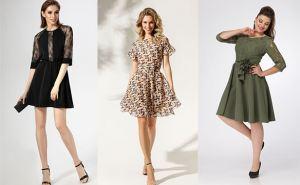 Как выбрать фасон платья по росту
