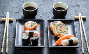 Японская кухня от «Суши Мастер» в г. Васильков