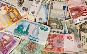 Курс валют в Луганске на 22октября