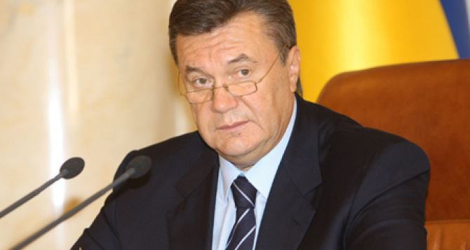 Украина не прекращала переговоры о восстановлении товарооборота с Россией. – Виктор Янукович