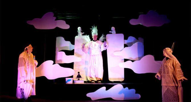 Луганский театр кукол впервые выступит в Киеве с гастролями