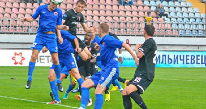 Игроки молодежки «Зари» в матче с «Ильичевцем» почувствовали, что такое профессиональный футбол