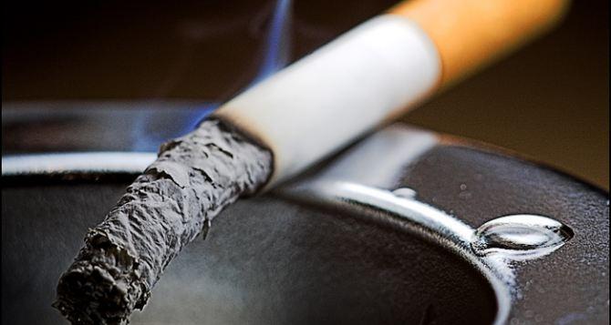 В Украине на 17% сократилось количество курильщиков