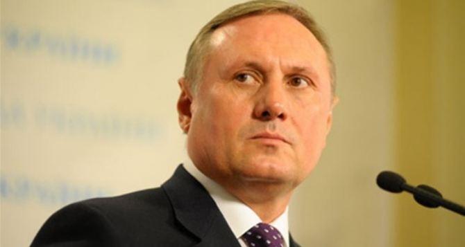 Александр Ефремов прокомментировал разгон Евромайдана в ночь на 11декабря