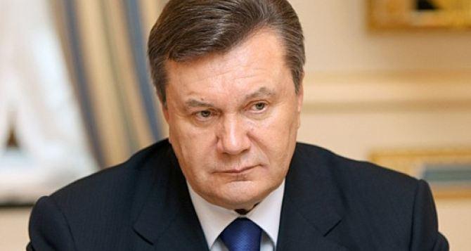 Янукович предлагает объявить амнистию задержанным на Майдане активистам