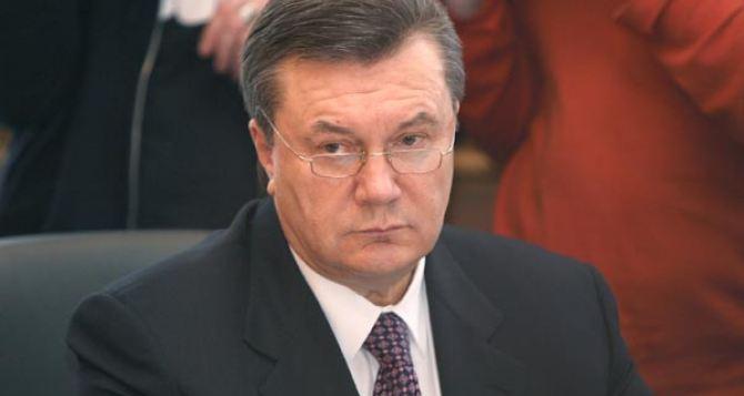 Янукович введет мораторий на силовые действия в отношении митингующих