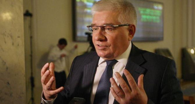 Митинг «Сохраним Украину» объявлен бессрочным