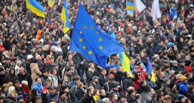 Евромайдан может попасть в Книгу рекордов Гиннесса