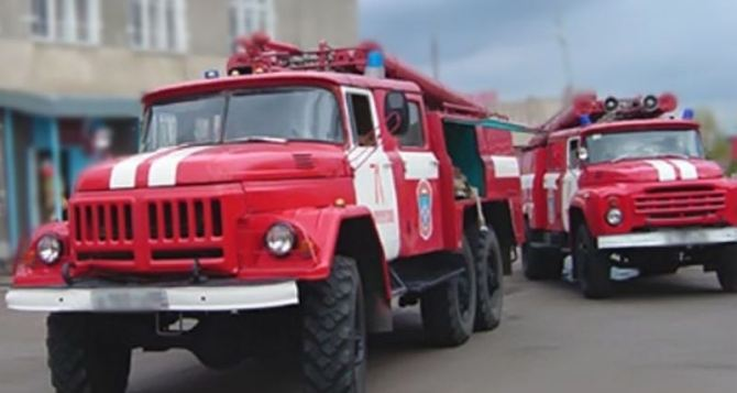 В Свердловске пожилой мужчина погиб во время пожара