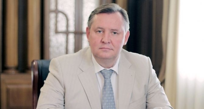 Луганская область в первой четверке среди регионов Украины. —Владимир Пристюк