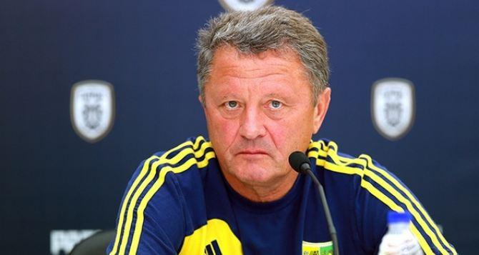 Маркевич присматривается к футболистам «Стали» и «Динамо»