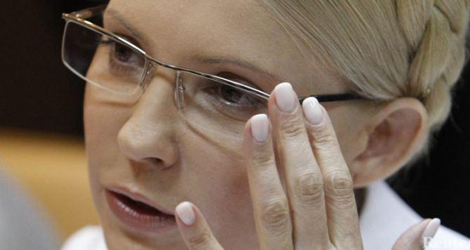 Янукович персонально отвечает за избиение Чорновол. —Тимошенко