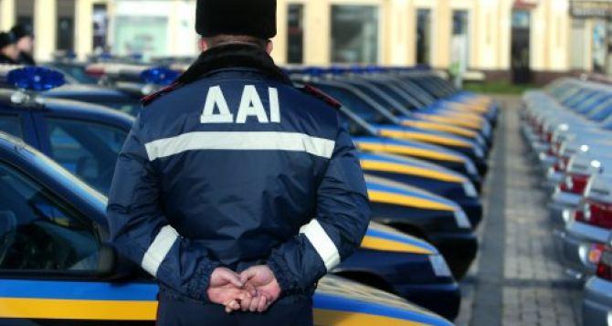 В Киеве народный депутат набросился с кулаками на инспектора ГАИ
