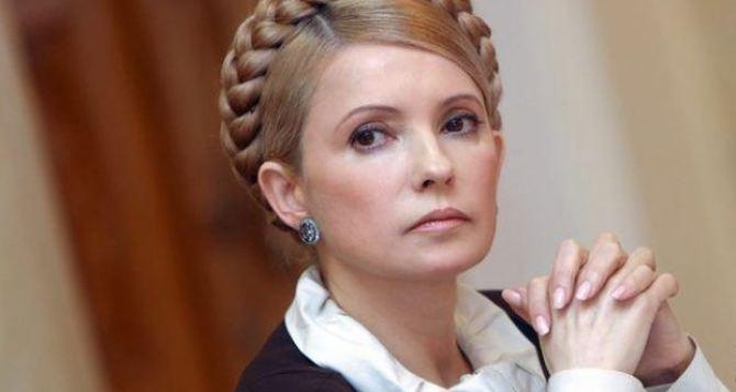Просьбу Тимошенко о смягчении режима заключения рассмотрят в январе