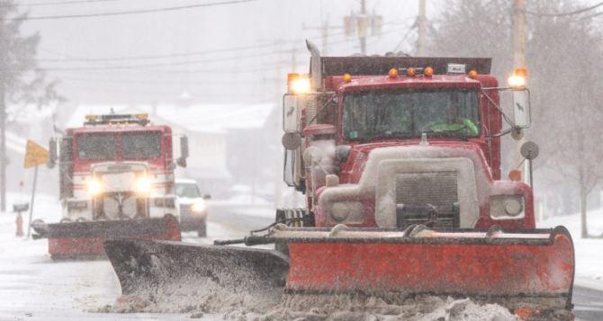 Число жертв снегопадов в США возросло до 16 человек