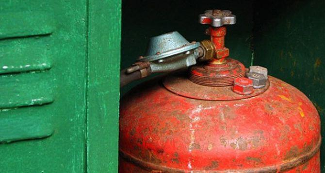 Луганские пожарные предотвратили взрыв газа