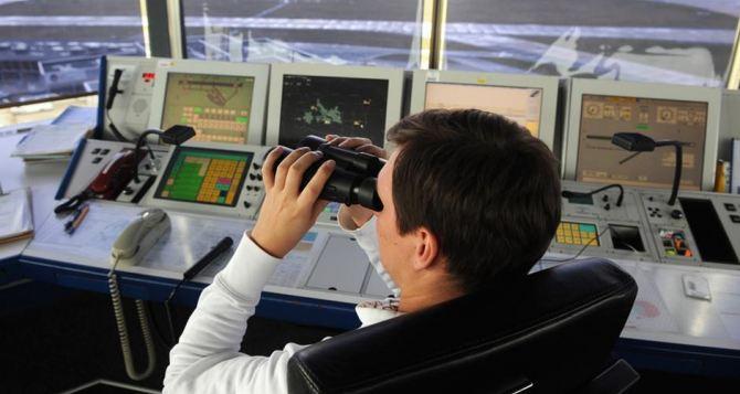 Немецкий аэропорт прервал свою работу из-за «НЛО»
