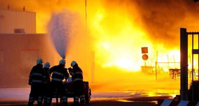 В Харькове горела ювелирная фабрика: погибли 8 человек
