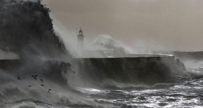 Темза вышла из берегов и затопила несколько населенных пунктов