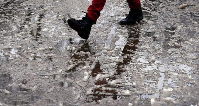 18января в Луганске резко ухудшится погода