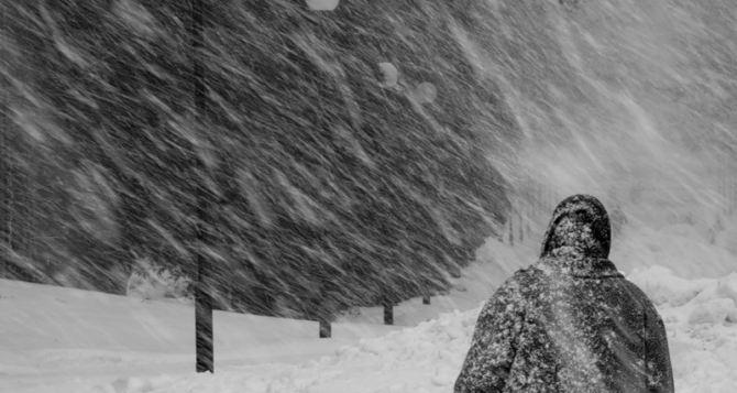 Синоптики пугают украинцев сильными морозами, снегопадами и гололедом