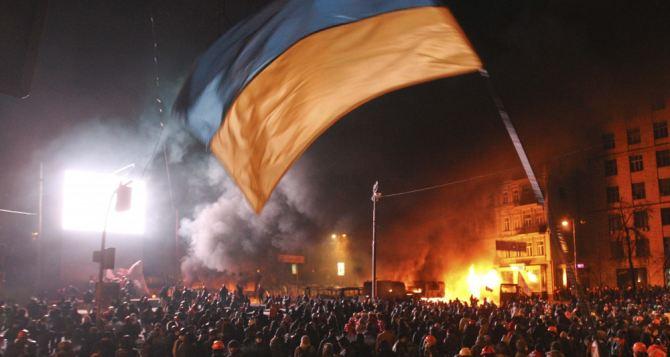 Я готова выехать в Киев и стоять живым щитом. —Мать солдата, находящегося на улице Грушевского