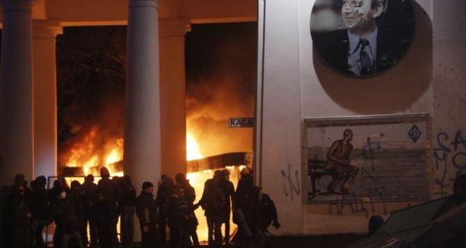 Что думают знаменитости по поводу массовых беспорядков в Киеве?