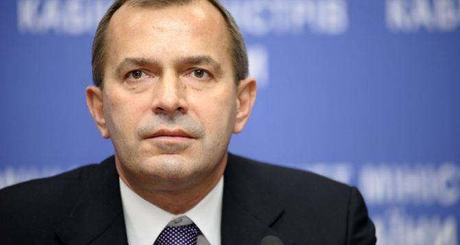 Чрезвычайное положение в Украине вводиться не будет. —Клюев