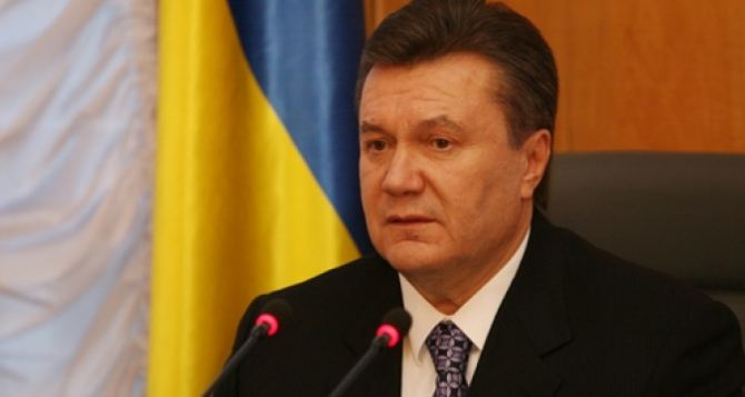 Янукович выразил сожаление в связи с гибелью людей на улице Грушевского