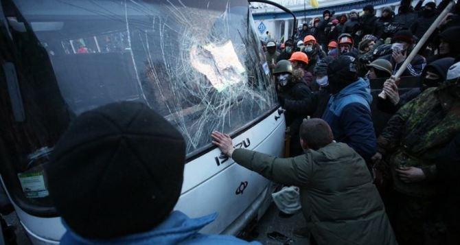 Такого не позволилибы в Вашингтоне, Лондоне или Брюсселе. —Журналист о ситуации в Украине (видео)