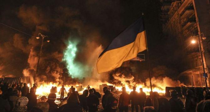 За беспорядки в Киеве задержали 73 человека
