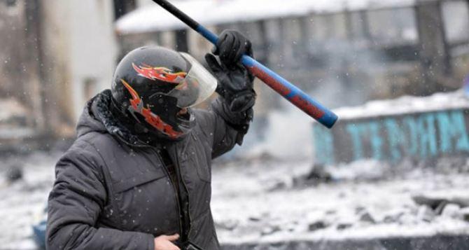 В Киеве готовят вооруженную провокацию. —Милиция (фото)