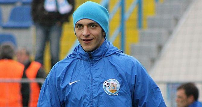 На сборах в Турции к луганской «Заре» присоединился новый игрок
