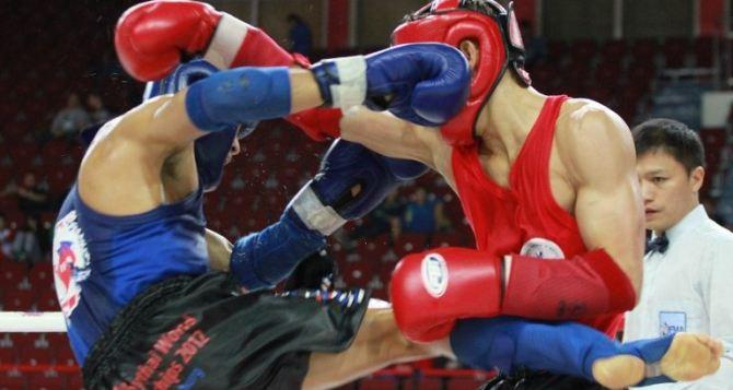 В Луганске будут драться лучшие спортсмены Украины