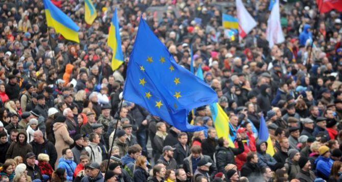 Политтехнолог рассказал, в каком случае разойдется Евромайдан