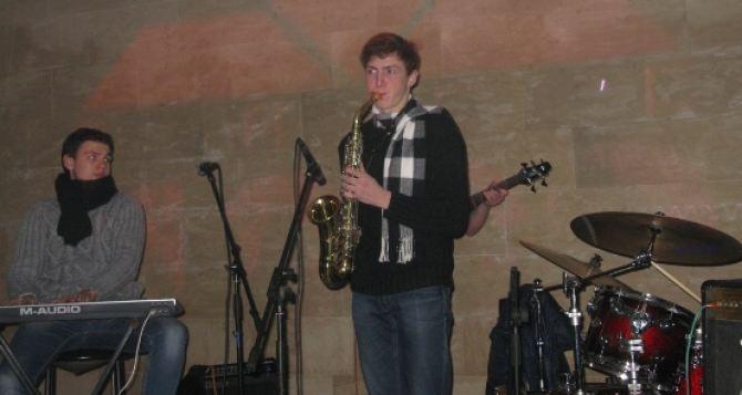 В Луганске прошел джазовый джем-сейшн (фото, видео)